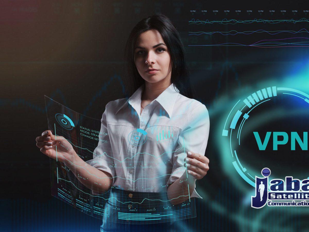 jabasat VPN satelital IPSEC VPN Satelital Redes Privadas AES 256