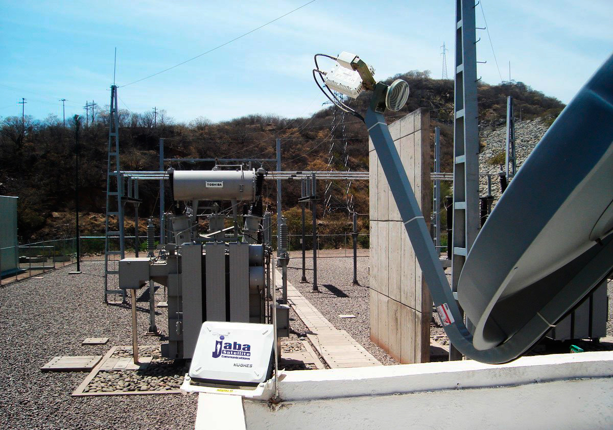jabasat telemetria M2M internet of things mexico