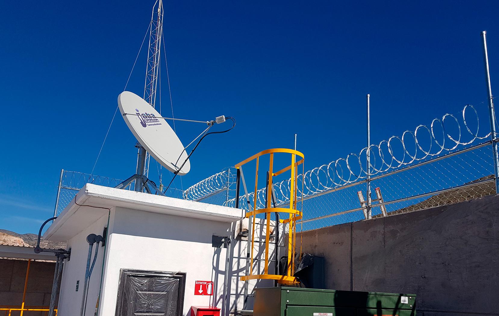 JabaSat internet satelital VSAT 3